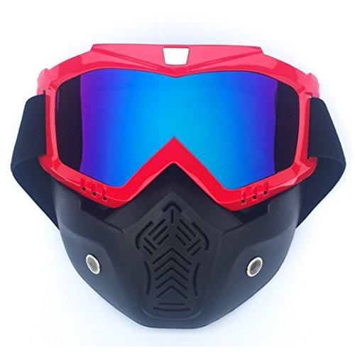 Mecotech Mascara Airsoft Máscara Táctica Máscara