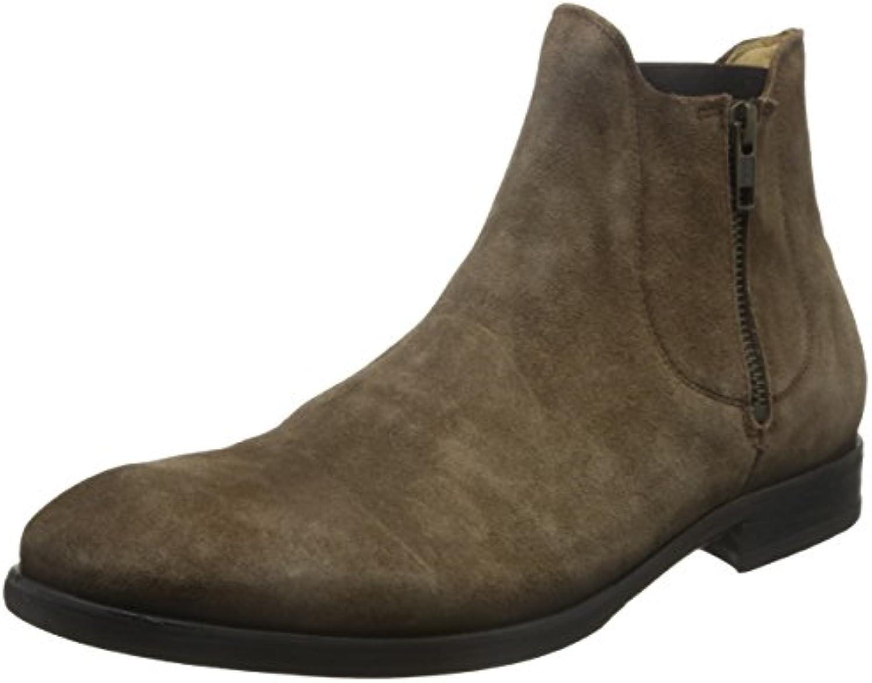 Hudson Herren Mitchell Calf Chelsea BootsHudson Mitchell Tobacco Kurzschaft Stiefel Billig und erschwinglich Im Verkauf