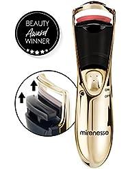 Mirenesse Cosmetics ICurl Twin Heated Pads Eyelash Curler
