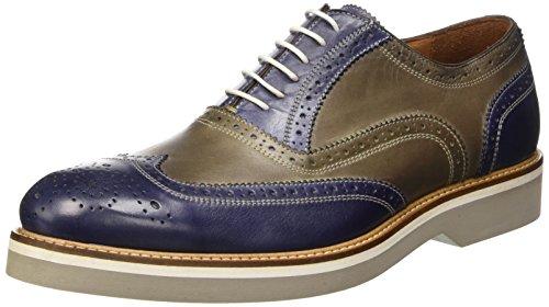 Shoemaker 8249776 Scarpe Low-Top, Uomo, Blu, 45