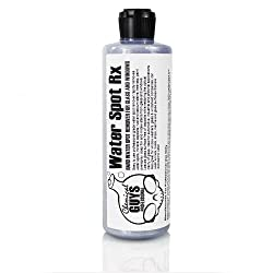 Chemical Guys SPI88616 Water Spot Rx Hard Water Spot Remover for Glass and Windows (473.2 ml)
