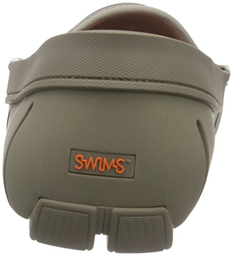 Swims Penny Loafer, Mocassins Homme Vert - Grün (Khaki 118)