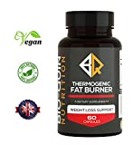 Thermogenic Fat Burner | Vegan Friendly | Weight Loss | Dietry Supplement |