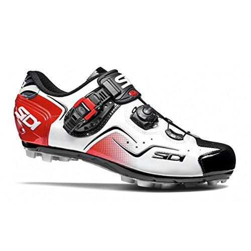 Chaussures VTT CAPE Running Trail Sidi blanc/noir