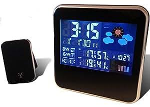 Stazione Meteorologica – Stazione Meteorologica Wireless - Stazione Barometrica Elettronica