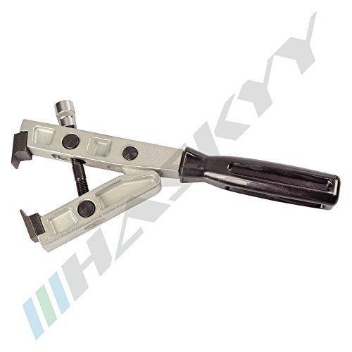 Zange für Achsmanschetten Schlauchklemmen für Drehmoment Klemmzange Manschette mit 10 (3/8) Antrieb für Drehmomentschlüssel CASZ-14