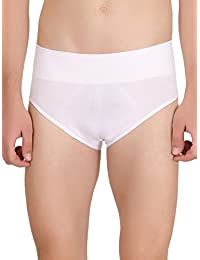 Clovia Women's Cotton High Waist Tummy Tucking Panty