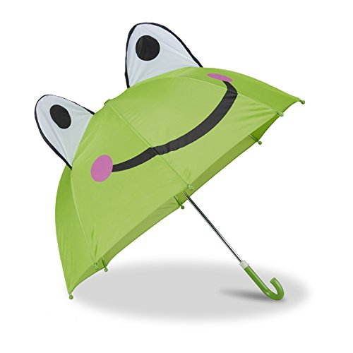 Kinder-Regenschirm Pferd Kinder Rainy 22inch Tag Umbrella