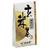 Maeda-en Genmai-cha (Brown Rice Tea with Matcha) (Net Wt. 3.0 Oz.)