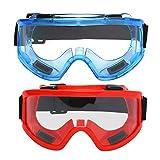 YeahiBaby Outdoor-Sportbrillen Motorradbrillen Maske Winddicht Outdoor-Gesichtsmaske für Kinder Erwachsene
