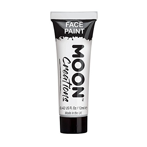 Pintura Corporal de Moon Creations - 12ml - Blanca