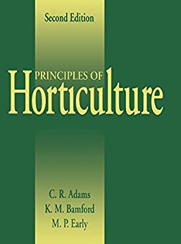 Principles Of Horticulture por C. R. Adams epub