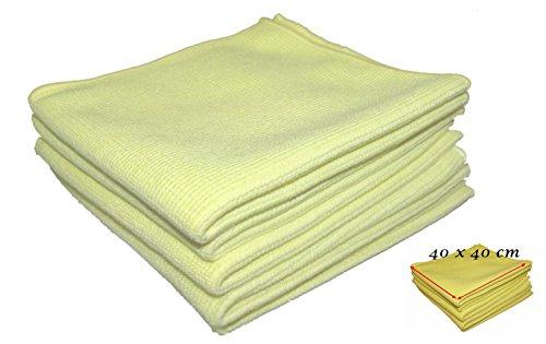 5-microfibres-jaune-40-cm