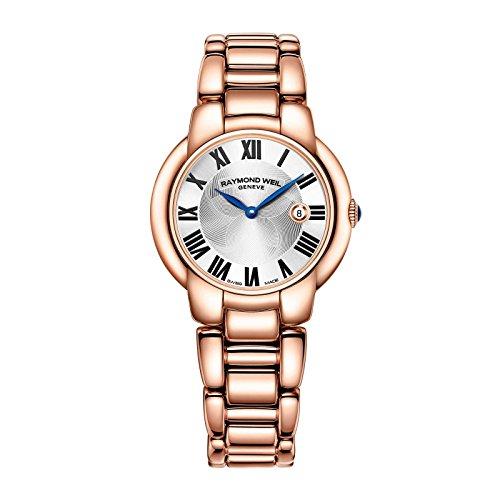 Raymond Weil 5229-p5–01659–Montre bracelet pour femme, bracelet en acier inoxydable