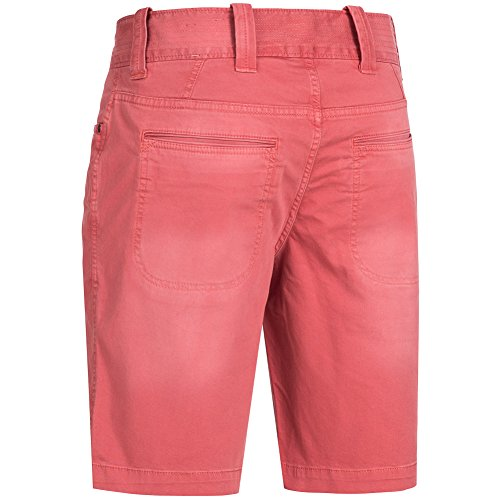 Timberland Sq Lk Sltscrb Crv Pk Haute Red, Shorts Uomo A15G5-625