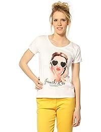 Tee Shirt Kaporal Rama Optical White