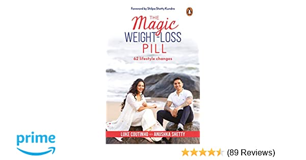 Buy The Magic Weight-Loss Pill: 62 Lifestyle Changes Book