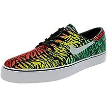 "Nike SB Stefan Janoski zoom ""raya de tigre"" Paquete monopatín lienzo Tamaño de zapatos 1"