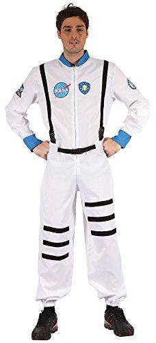 Bristol Novelty AC173Astronaut Kostüm, 42–Blumenkasten (Suit Space Halloween-kostüm)