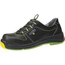 Abeba Static Control lacci scarpa Nero ESD S3