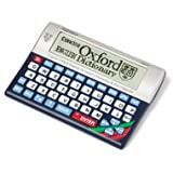 Seiko ER6700 Concise Oxford Dictionary/ Thesaurus/ Encyclopedia