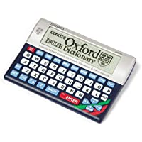 Seiko ER6700 Concise Oxford Dictionary/Thesaurus/Encyclopedia