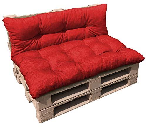 Valoreitalia cuscino per bancale unito seduta schienale for Cuscini 80x120
