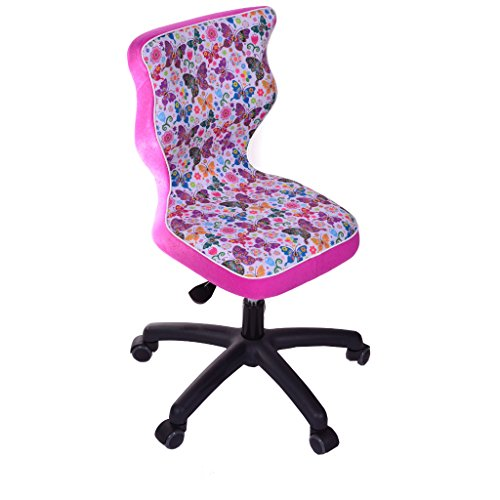 Chair Niños Pr Poliéster53 Good Reposapiés Mariposas CmMulticolor X 96 Silla Storia Para Sss4mcwkP Con Twist oedCBx