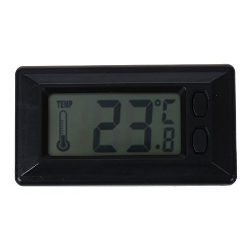 SODIAL(R) LCD-Anzeige Digital Auto Innentemperatur Thermometer