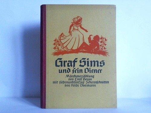 Graf Sims und sein Diener. Mrchen-Erzhlung