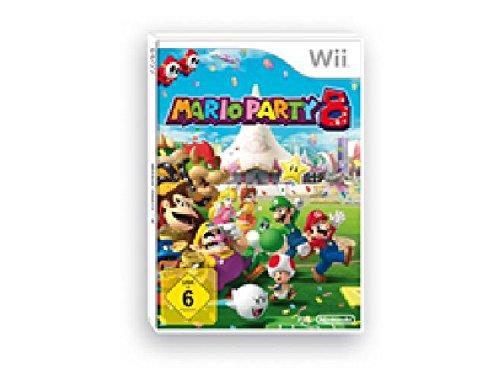 WII MARIO PARTY 8 SELECTS System: Nintendo Wii/ Genre: Gesellschaftspiel/ deutsche Version/ USK: 6