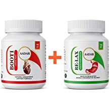 Natural HEALTH Pack (RE-LAX, 100 GM & BOOTI, 100 GM)