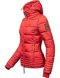 Marikoo Damen Winterjacke Stepp-Jacke Sole 9 Farben XS-XXL