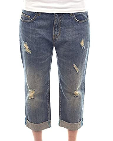 Pirate Jeans Femme Element Swayze - Taille W28 (FR 40)