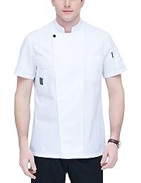 Amazon Fr Vestes De Chef