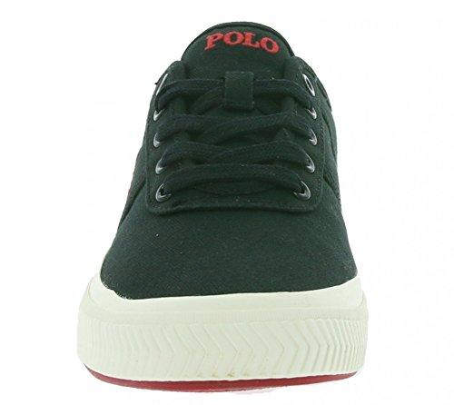 Polo Ralph Lauren Tyrian Schuhe Herren Sneaker Turnschuhe Schwarz A85 XZ4YZ XY4YZ XW4RD Schwarz