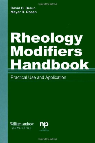 Rheology Modifiers Handbook: Practical Use and Application (Materials Science and Process Technology)