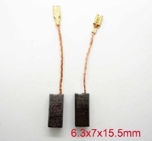 Preisvergleich Produktbild KOHLEBÜRSTEN FLEX WINKELSCHLEIFER M, H 127 H127 K53 K56 L 1100 PE L 1109 FE L 1125FE T3