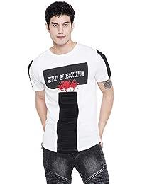 FUGAZEE Men's Biker T-Shirt