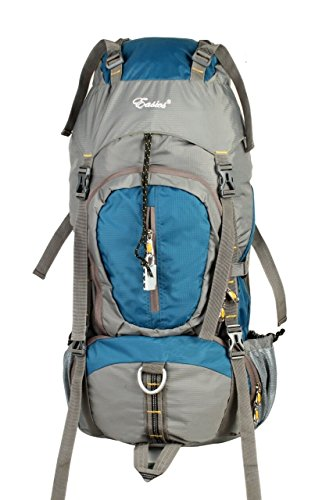 0d3bb71ba05c Buy Easies 60 litres capacity light weight Hiking Trekking Bag Rucksack on  Amazon