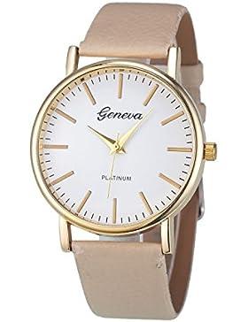 XLORDX Geneva Uhren,Luxus Damen