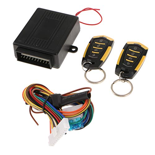 Homyl Auto Fernbedienung Zentralverriegelung Für Nachrüsten Set 12v Universal Auto Remote Lock Entsperren Kit