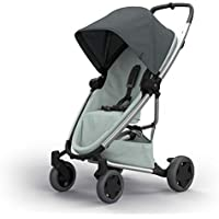 Quinny Zapp Flex Plus - Cochecito urbano, flexible y compacto, asiento reclinable bidireccional,