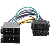 Autoleads PC2-36-4 - Adaptador ISO de cableado de audio (ISO hembra a ISO macho)