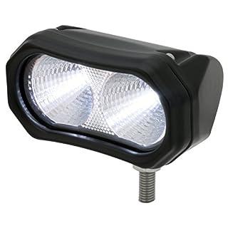 AdLuminis LED Arbeitsscheinwerfer, 10 Watt 890 Lumen, CREE Chips, 60°, Für 12V 24V, IP67 Schutzklasse, 6000K, Zusatzscheinwerfer, Rückfahrscheinwerfer, Suchscheinwerfer