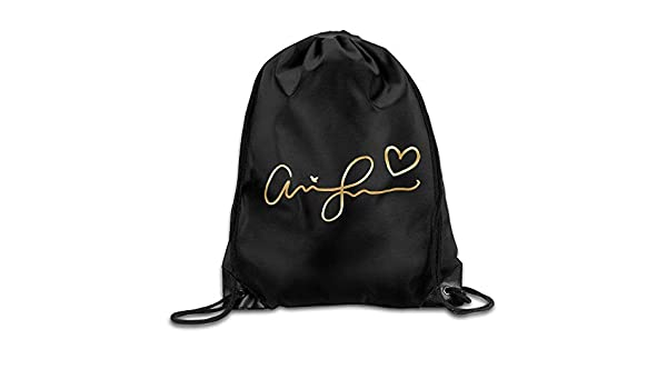NasNew Ariana Grande Portable Backpack One Size