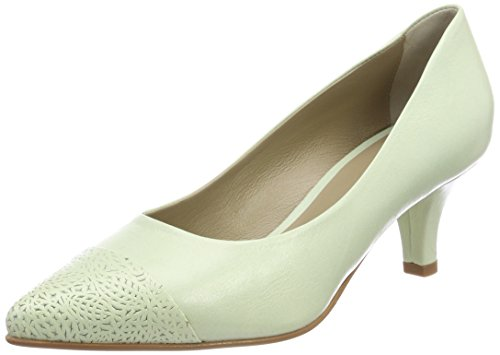 Noe Antwerp Damen Nancy Pump Pumps, Grün (Lt.Aqua/Lt.Aqua), 37 EU