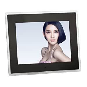 """Koolertron 14.1"""" LCD Digital Photo Frame HD Digital Picture Frame With SD/MMC/USB/Earphone/DC In Slot Built-in 16MB Memory"""