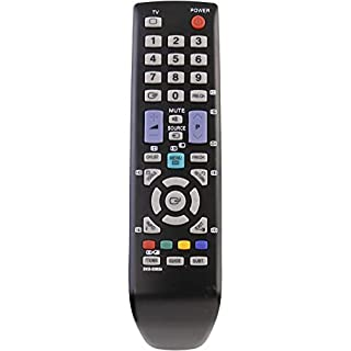 ALLIMITY BN59-00865A Remote Control Replace for Samsung LE19A656 LE22A457 LE22B350 LE22B450 LE26A346 LE26B350 LE26B450 LE32B350 LE32B450 LE22A656