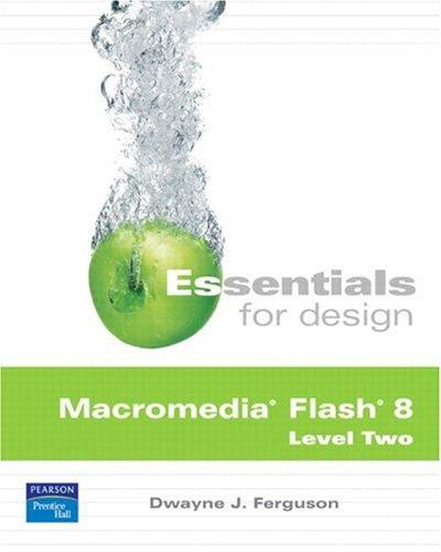 Essentials for Design Macromedia Flash 8: Level 2